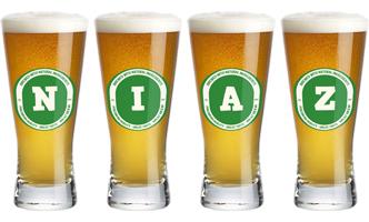 Niaz lager logo
