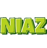 Niaz summer logo
