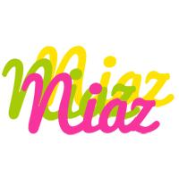 Niaz sweets logo