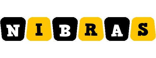 Nibras boots logo