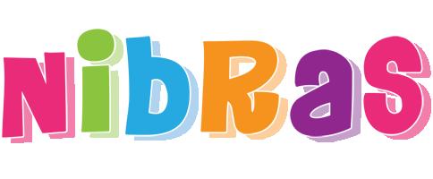 Nibras friday logo