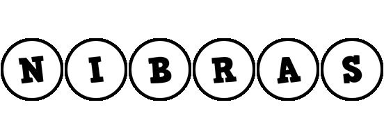 Nibras handy logo
