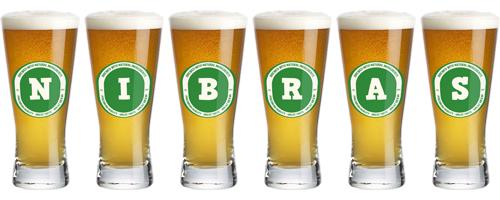 Nibras lager logo