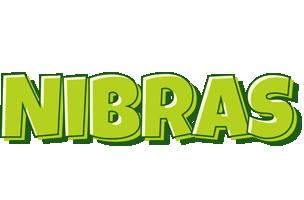 Nibras summer logo