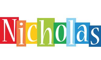Nicholas colors logo