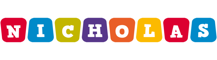 Nicholas daycare logo