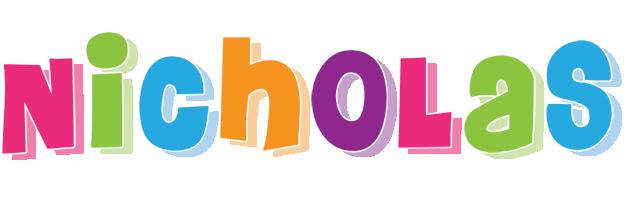 Nicholas friday logo