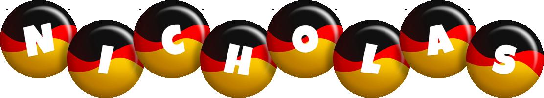 Nicholas german logo