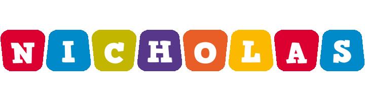 Nicholas kiddo logo