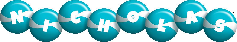 Nicholas messi logo