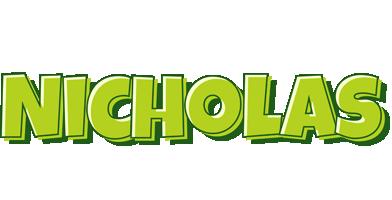 Nicholas summer logo