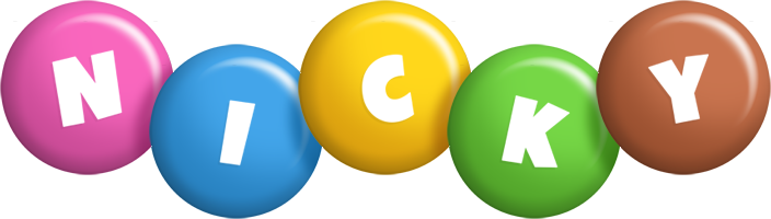 Nicky candy logo