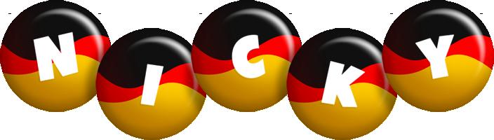 Nicky german logo