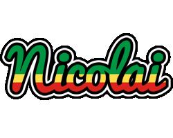 Nicolai african logo