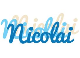 Nicolai breeze logo