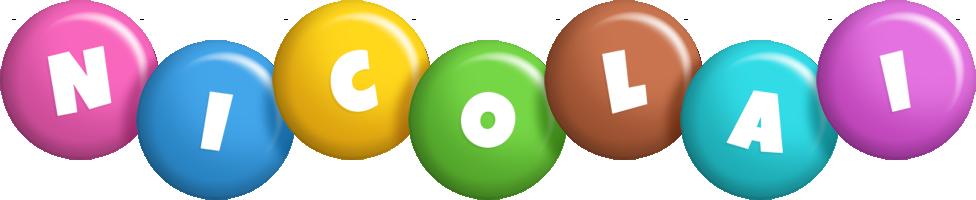 Nicolai candy logo
