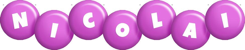 Nicolai candy-purple logo
