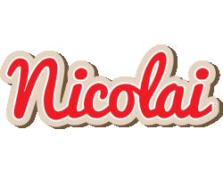 Nicolai chocolate logo