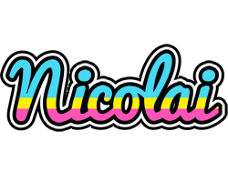 Nicolai circus logo