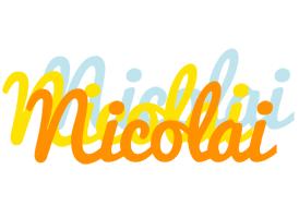 Nicolai energy logo