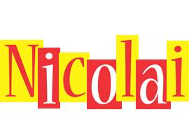 Nicolai errors logo
