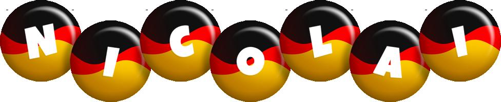 Nicolai german logo