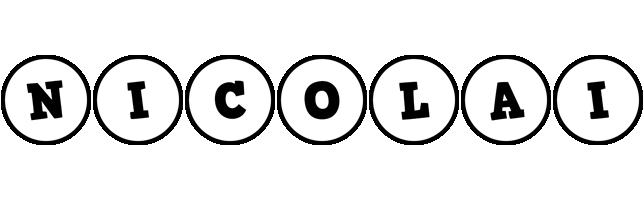 Nicolai handy logo