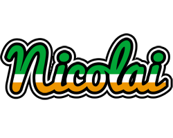 Nicolai ireland logo