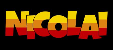 Nicolai jungle logo