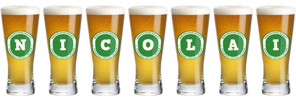 Nicolai lager logo
