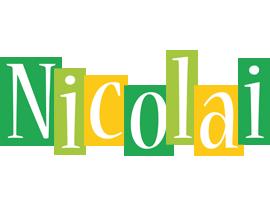 Nicolai lemonade logo