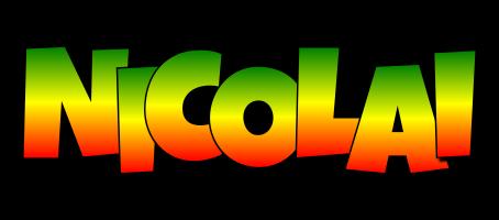 Nicolai mango logo