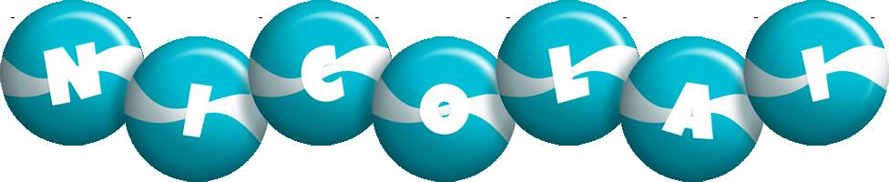 Nicolai messi logo