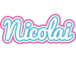 Nicolai outdoors logo
