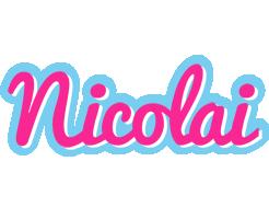 Nicolai popstar logo