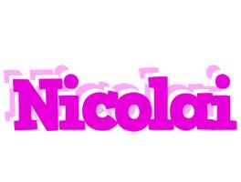 Nicolai rumba logo