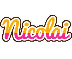 Nicolai smoothie logo