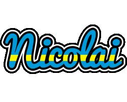 Nicolai sweden logo