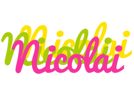 Nicolai sweets logo