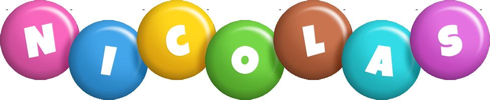 Nicolas candy logo