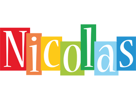 Nicolas colors logo