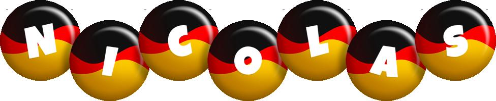 Nicolas german logo
