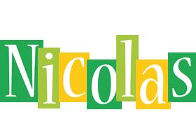 Nicolas lemonade logo