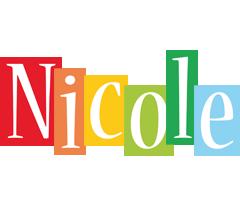 Nicole colors logo