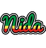 Nida african logo