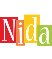 Nida colors logo
