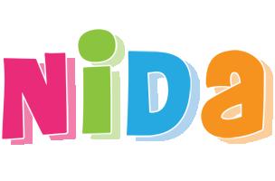 Nida friday logo