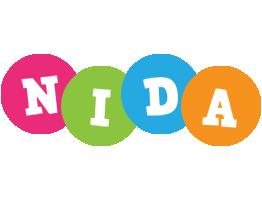 Nida friends logo