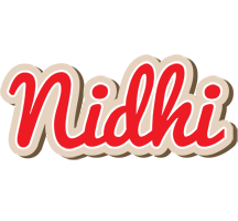 Nidhi chocolate logo