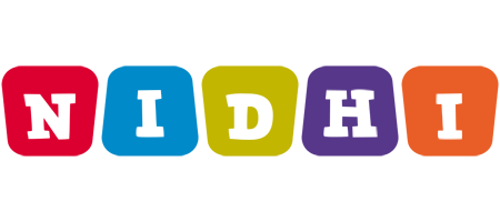 Nidhi daycare logo